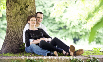 Jo and James - pre wedding photo shoot
