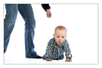Baby portraits - Kian 2