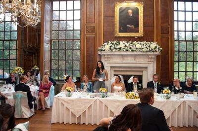 Essex Wedding at Gosfield Hall