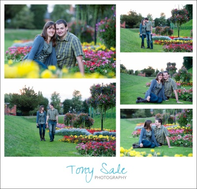 Colchester Castle Park - Pre Wedding Photo Shoot