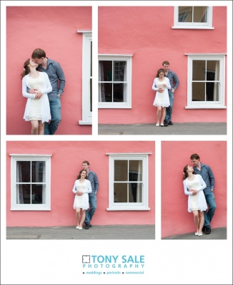 Engagement Photography - Thaxted Essex
