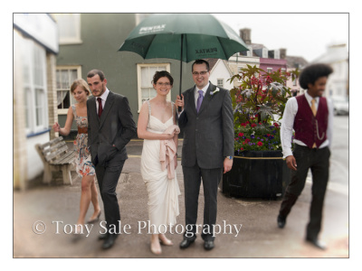Jo and James Wedding - Clare in Suffolk
