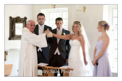 Kate and Darren's Wedding - Maidens Barn Essex